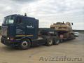 Перевозка строительной техники. Перевозка негабаритных грузов