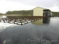 Продам лодочный гараж причал эллинг гидротехнический фундамент Бам Дубна