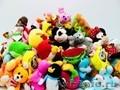 Мягкие игрушки для кран автомат