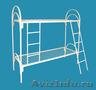 Металлические кровати для общежитий, кровати металлические для интернатов - Изображение #3, Объявление #1478864
