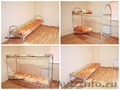 Продаём металлические кровати эконом-класса!