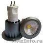 Светодиодная лампа AVC-G12-10W с цоколем G12
