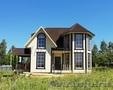 Новый дом с газом и электричеством,  в экологически чистом месте