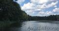 Лесной участок 3 Га на берегу озера в литовском курорте Друскининкай