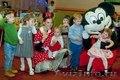 Организация детских праздников в Москве.