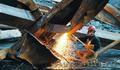 Вывоз металлолома. Демонтаж металоконструкций.