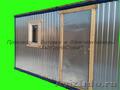 Блок контейнер 6.0 вагонка