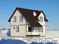 Новый теплый красивый дом с верандой и электричеством,  около озера Плещеево