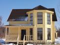 Новый большой теплый дом с коммуникациями,  рядом с озером Плещеево
