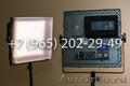 Аренда беспроводных светодиодных лайт-панелей для видеосъемки интервью, Объявление #1546491