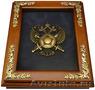 Деревянная ключница с гербом Москвы Деревянная ключница с гербом Москвы настенная