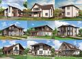 Архитектурная 3d визуализация,  дизайн,  декорирование фасадов