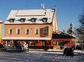 Горный отель и ресторан рядом с Теплице Чехия