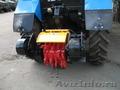 Фреза ФД-400 механическая с ГХУ на трактор МТЗ
