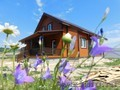 Дом  у леса  на берегу реки  с. Истье