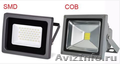 Светодиодные прожекторы LED IP65 Матрица SMD/COB, Объявление #1589506