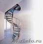 качественные стеклянные лестницы по умеренной цене