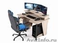 Геймерский стол,  игровой компьютерный стол,  стол геймера MaDXRacer!