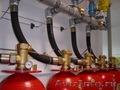 Услуги в области пожарной безопасности и охранных систем