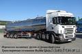 Перевозка азотных удобрений в цистернах автотранспортом