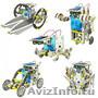 Робот-конструктор Solar 14 в 1 – солнечный конструктор. - Изображение #3, Объявление #1621621