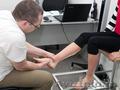 Индивидуальные ортопедические стельки на Бауманской