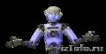 Робот в аренду промобот на мероприятие купить робота RBOT