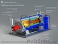 Паровой котел 2000 кг/ч газ/дизель в наличии, Объявление #1638231