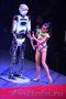 Уникальный интерактивный робот-актер Tespian