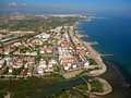 Продается участок на первой линии моря в Испании.