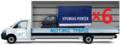 перевозка грузов на Газели с кузовом длиной 7, 5 метров