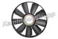 Крыльчатка вентилятора КАМАЗ с дв.740.34,  740.63,  740.70-420 д.754мм с обеч.