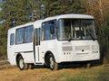 Водитель автобуса ПАЗ
