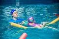 Бесплатное занятие в детской школе плавания Океаника на Профсоюзной.