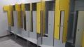 Шкафчики HPL для раздевалок отелей и спорткомплексов,  шкафы локеры HPL бассейнов