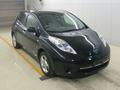 Электромобиль хэтчбек Nissan Leaf кузов ZE0 модификация G гв 2012