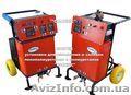 Установка для утепления пенополиуретаном,  оборудование для литья полиуретана
